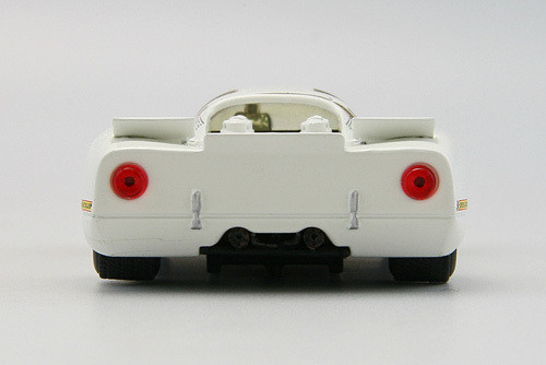 Ebbro 44604 Porsche 908 Short Tail 1968 Hokenheim #1 White 1/43 Scale