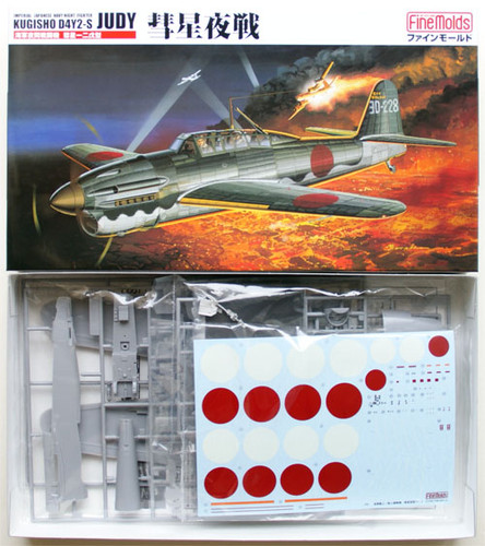 Fine Molds FB5 IJN KUGISHO D4Y2-S JUDY 1/48 Scale Kit