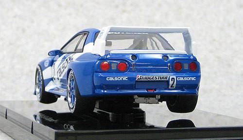 Ebbro 44646 Calsonic Skyline GT-R R32 1993 Rd.4 Fuji Champion 1/43 Scale