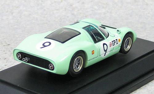 Ebbro 44705 Nissan R380 II 1967 Japan Grand Prix #9 (Green) 1/43 Scale