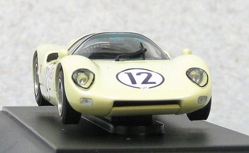 Ebbro 44706 Nissan R380 II 1967 Japan Grand Prix #12 (Ivory) 1/43 Scale