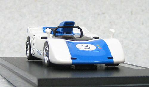 Ebbro 44719 Toyota 7 Japan Grand Prix 1969 No.3 (Blue) 1/43 Scale