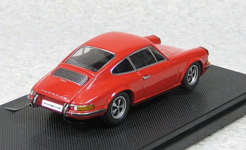 Ebbro 44795 Porsche 911S 1969 Red 1/43 Scale