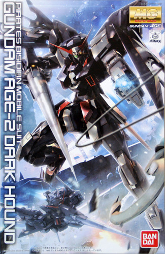 Bandai MG 785343 Gundam AGE-2 Dark Hound 1/100 Scale Kit