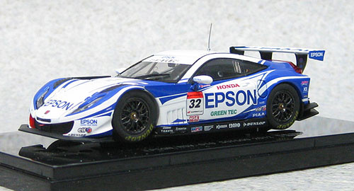 Ebbro 44745 Epson HSV-010 Super GT500 2012 No.32 (Blue) 1/43 Scale