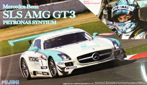 Fujimi RS-46 Mercedes Benz SLS AMG GT3 Petronas Syntium 1/24 Scale Kit 125657