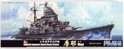 Fujimi TOKU-68 IJN Imperial Japanese Naval Heavy Cruiser Maya 1/700 Scale Kit
