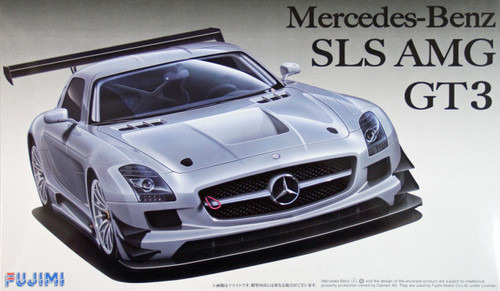 Fujimi RS-29 Mercedes Benz SLS AMG GT3 with Photo Etched Parts 1/24 Scale Kit 125695