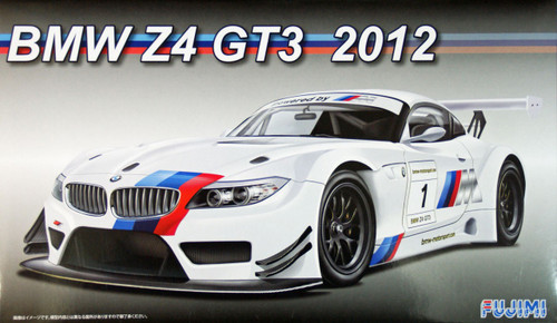 Fujimi RS-15 BMW Z4 GT3 2012 Model 1/24 Scale Kit