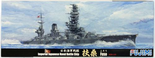 Fujimi TOKU-74 IJN Japanese Naval BattleShip Fuso 1938 1/700 Scale Kit