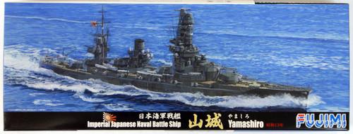 Fujimi TOKU-75 IJN Japanese Naval BattleShip Yamashiro 1938 1/700 Scale Kit