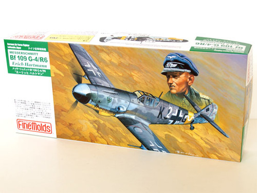 Fine Molds FL13 German Messerschmitt Bf 109 G-4 1/72 Scale Kit