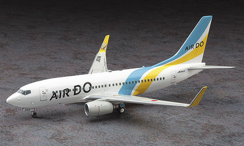 Hasegawa 42 Boeing 737-700 AIR DO 1/200 Scale Kit