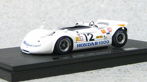 Ebbro 44571 Honda R-1300 1969 Suzuka 1000km #12 (Resin Model) 1/43 Scale