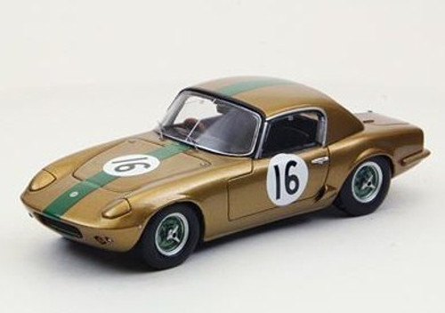 Ebbro 44661 Lotus 26R No.16 Gold Bug (Resin Model) 1/43 Scale