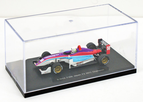 Ebbro 44665 BEMAX F308 Japan F3 2011 Champion (Resin Model) 1/43 Scale