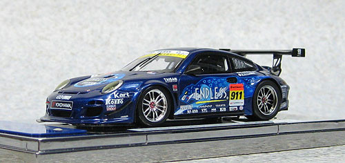 Ebbro 44896 Porsche Endless TAISAN 911 Super GT300 2012 Champion #911 1/43 Scale