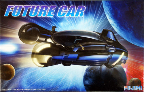 Fujimi 091563 Blade Runner Future Car 1/24 Scale Kit