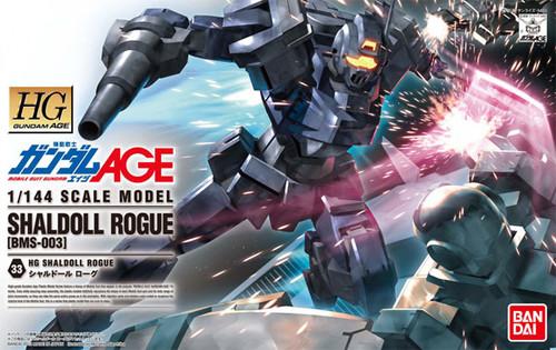 Bandai Gundam HG AGE-33 Shaldoll Rogue (BMS-003) 1/144 Scale Kit