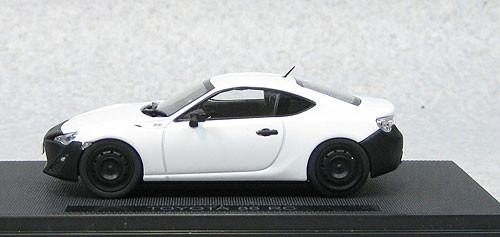 Ebbro 44885 Toyota 86 RC (White) 1/43 Scale
