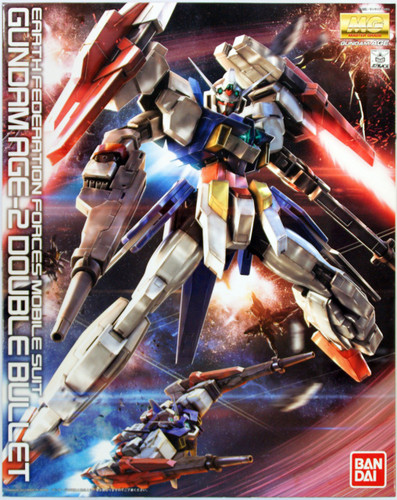 Bandai MG 823335 Gundam AGE-2 DOUBLE BULLET 1/100 Scale Kit