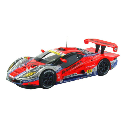 Ebbro 44748 ARTA Garayia Super GT300 2012 Last Race No.43 (Resin Model) 1/43 Scale