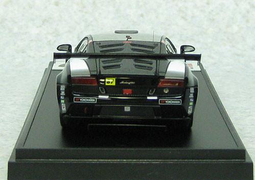 Ebbro 44955 JLOC Lamborghini GT3 Super GT300 2012 #87 (Resin Model) 1/43 Scale