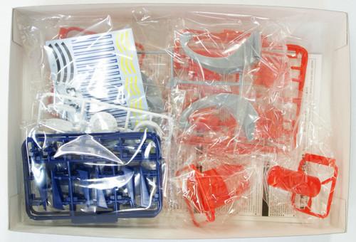 Aoshima 07358 Thunderbirds Thunderbird 3 1/350 Scale Kit