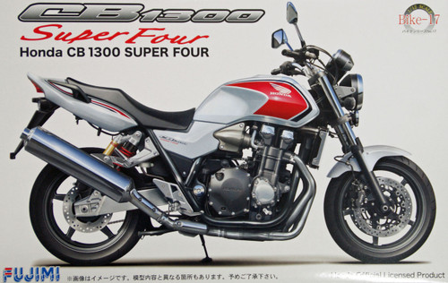Fujimi Bike-17 Honda CB 1300 Super Four 1/12 Scale Kit