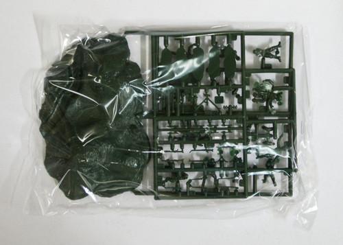 Fujimi WA25 World Armor German Infantry 1/76 Scale Kit