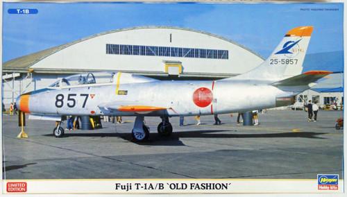 Hasegawa 02034 JASDF Fuji T-1A/B Old Fashion (2 plane set) 1/72 Scale Kit