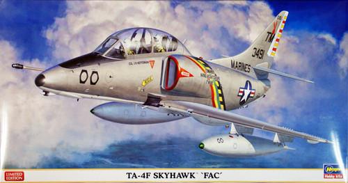 Hasegawa 07327 TA-4F Skyhawk FAC 1/48 Scale Kit
