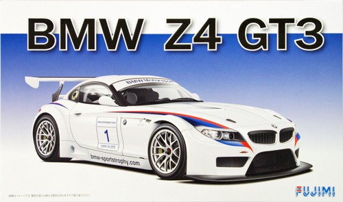 Fujimi RS-SP2 BMW Z4 GT3 2011 DX w/Etching Parts 1/24 Scale Kit