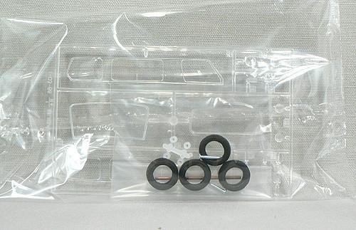 Aoshima 45671 Subaru Sambar High Roof 1980 1/24 Scale Kit