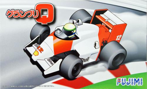 Fujimi Grand Prix Q Series No. 03 F1 McLaren MP4/4 non-Scale Kit