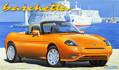 Fujimi RS-93 Fiat Barchetta 1/24 Scale Kit