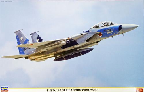 Hasegawa 07364 F-15DJ Eagle Aggressor 2013 1/48 Scale Kit