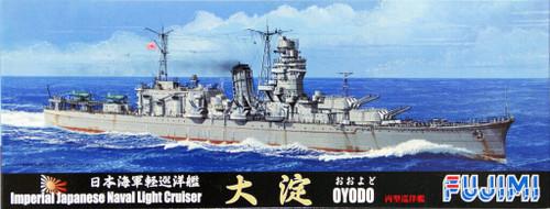 Fujimi TOKU-106 IJN Imperial Japanese Naval Light Cruiser Oyodo 1/700 Scale Kit