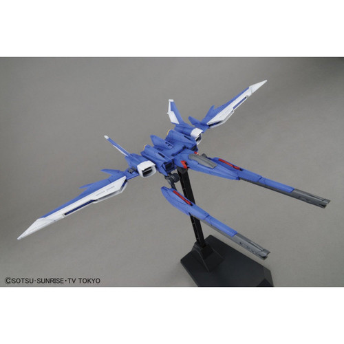 Bandai MG 851833 Gundam Build Strike Gundam Full Package Gat-X105B/FP 1/100 Scale Kit