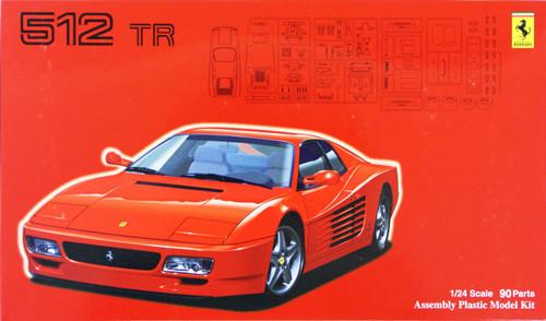 Fujimi RS-65 Ferrari 512tr 1/24 Scale Kit