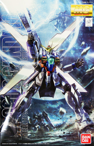 Bandai MG 865403 Gundam GX-9900 Gundam X 1/100 Scale Kit