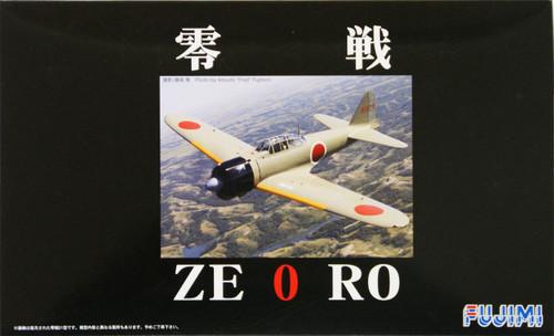 Fujimi 311104 Mitsubishi Zero Fighter Model 21 1/48 Scale Kit