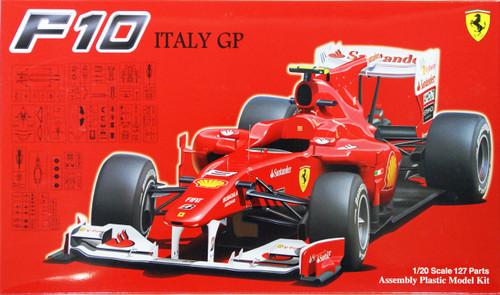 Fujimi GP57 F1 Ferrari F10 Italy GP 1/20 Scale Kit