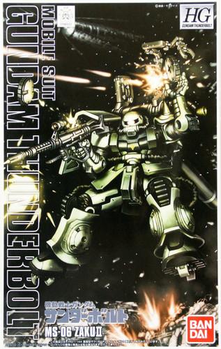 Bandai HG Thunderbolt MS-06 ZAKU II 1/144 Scale Kit