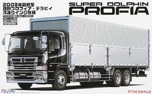 Fujimi TR14 Hino Profia 10t Truck Super Dolphin 1/32 Scale Kit