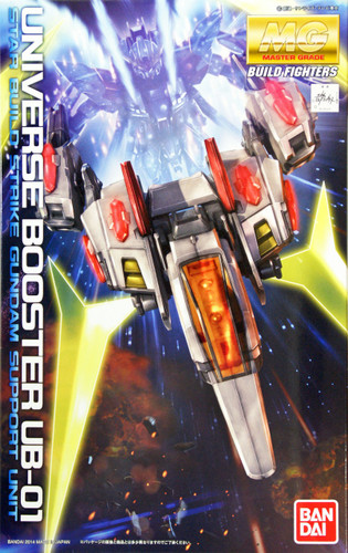 Bandai MG 865281 Gundam Universe Booster UB-01 1/100 Scale Kit