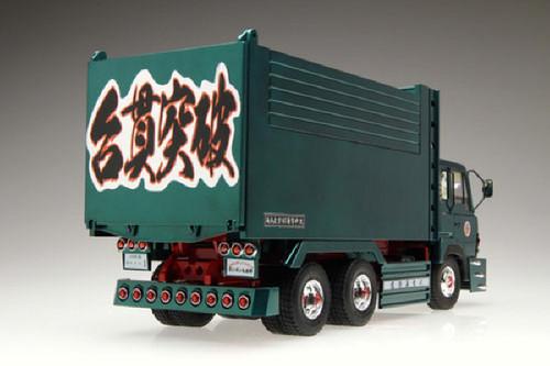 Aoshima 02728 Japanese Decoration Truck Kankan Yotaro 1/32 Scale Kit
