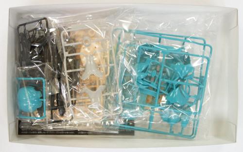 Fujimi 170114 ptimo 001 Hatsune Miku non-Scale Kit