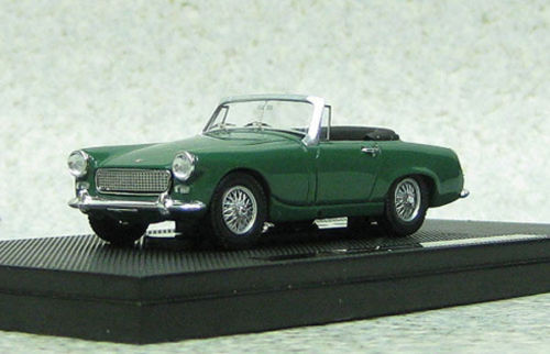 Ebbro 44451 AUSTIN HEALEY SPRITE MK. 2 LIGHT BLUE 1/43 Scale