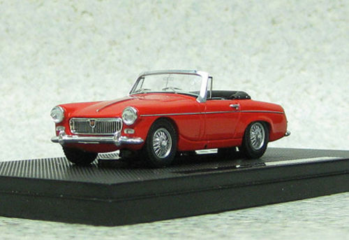 Ebbro 44452 MG MIDGET MK. 1 RED 1/43 Scale